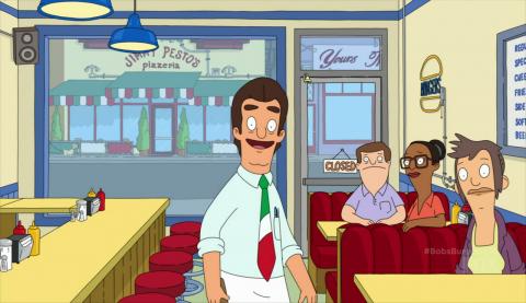 Bob s burgers l animale simbolo dell america non è l aquila ma la