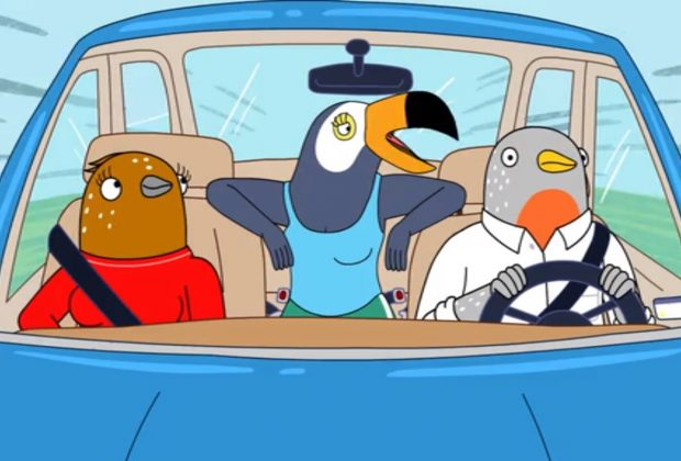 Serie animate e cartoni animati per adulti ecco quelle da non